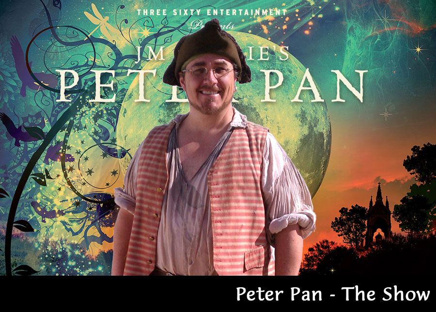 Peter Pan: The Show National Tour