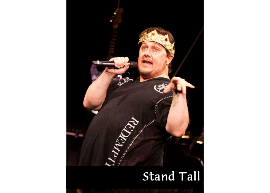 Stand Tall: A Rock Musical