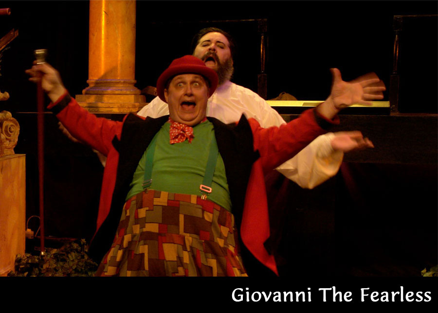 Giovanni The Fearless